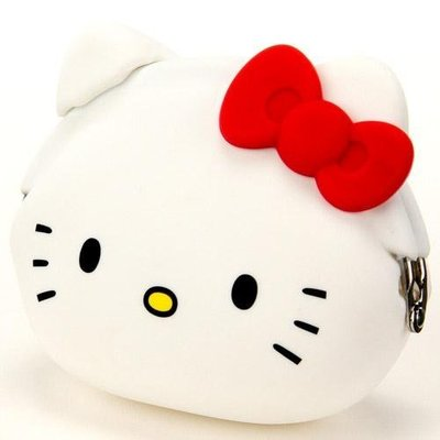 Hello Kitty雙扣零錢包