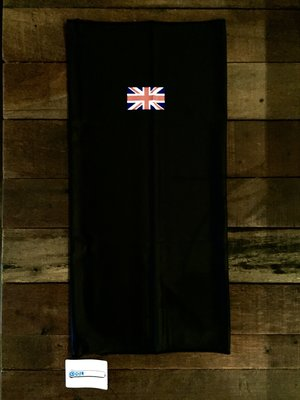 英國國旗 魔術 頭巾 頸巾 vespa 偉士 凱旋 T100 thruxton street twin brompton