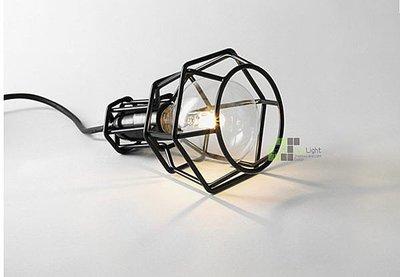 【SUN LIGHT 日光燈坊】Design House Work Lamp 車庫吊燈,LOFT輕工業復古做仿舊倉庫水管