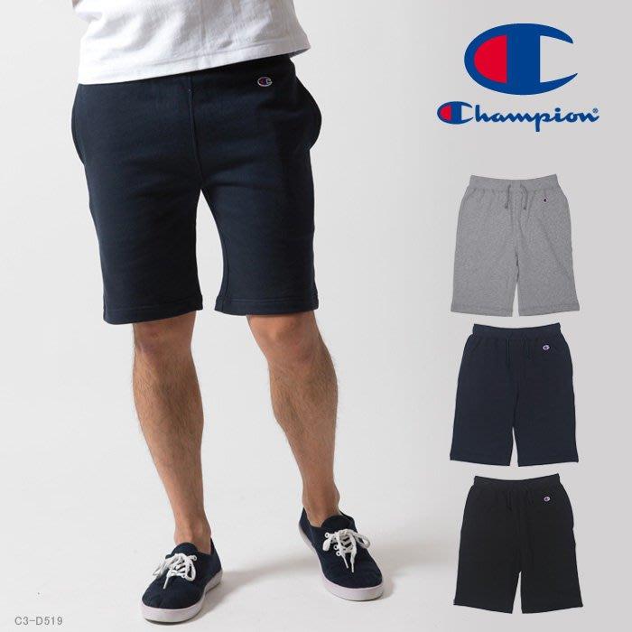 Champion 刺繡 logo 短褲 起毛 內刷毛  日本人氣 ♡LUCI日本代購♡空運[ ]