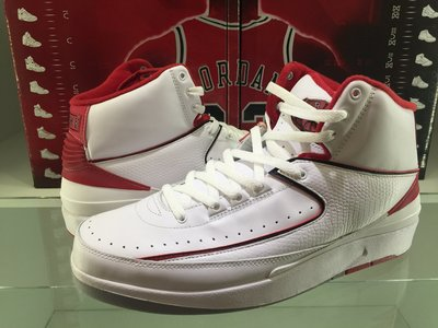 【Jeby】Nike Air Jordan 2/21 CDP 組合包 紅 白 麂皮 2代 323943-993
