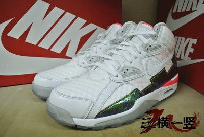三橫一竖 NIKE AIR TRAINER SC HIGH PRM QS JORDAN KOBE KD 全白 金蔥粉桃紅