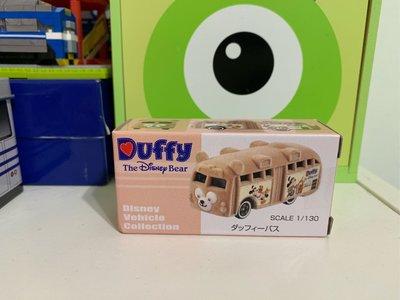 日本東京海洋迪士尼~迪士尼園區內購回絕對正版 (達菲熊公車)附迪士尼園區禮品袋