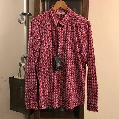 Sports b 閃電紋長袖襯衫,SOGO復興購買,40號適合177-183CM,全新只有一件~