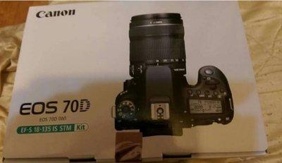 保內公司貨 Canon EOS 70D 18-135mm 760D  60D 760D D5500 RX100M5