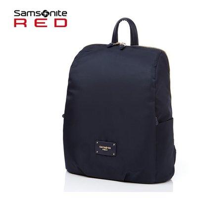 Samsonite RED 新秀麗【國際廣告款 CLODI AL0】減壓背帶美女專用款1 2.5吋筆電後背包