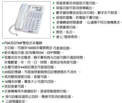 【101通訊館 總機 / 監視 / 門禁】Sweetone 瑞通 RS-6012SK RS-8012SK  話機 含稅