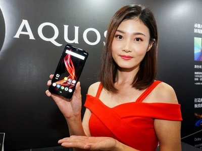 熱賣點 旺角店 Sharp AQUOS zero 夏普 Sharp AQUOS zero 全新 146g輕重量