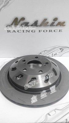 NASHIN - 世盟原廠尺寸交換型劃線碟盤 / FORD FOCUS MK2 (04-11)   專用