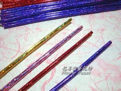 【花宴】*雷射氣球棒*4色/精油皂棒/小熊花棒~氣球棒~木棒~彩色木棒~