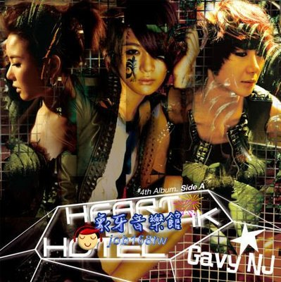 【象牙音樂】人氣女團體-- Gavy NJ Vol. 4 - Side A : Heartbreak Hotel