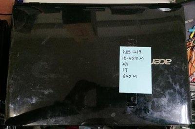 宏碁 ACER E5-472G 14吋 i5-4210m 2G 1T 筆電 筆記型電腦 NB-219 高雄市