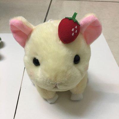 超Q草莓鼠玩偶