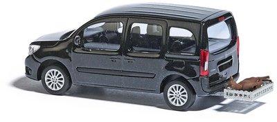 傑仲 (有發票) 博蘭 公司貨 BUSCH 模型車 MB Citan Kombi Wildkorb 50663 HO