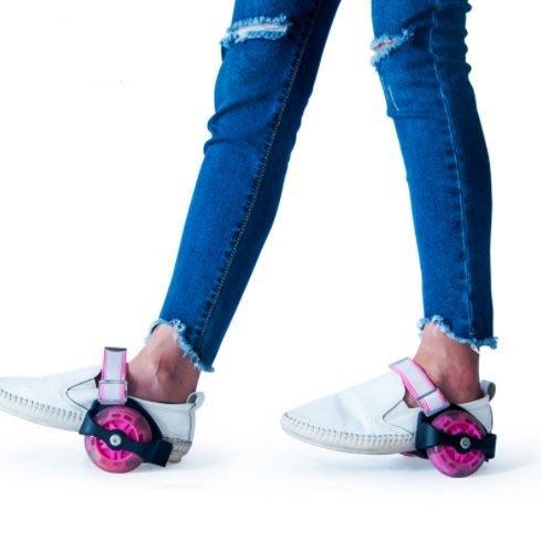 佳佳玩具 ------ 風火輪溜冰鞋 流星輪 腳跟溜冰鞋 暴走滑輪 酷炫 二輪溜冰鞋 【YF14004】