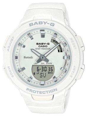 日本正版 CASIO 卡西歐 Baby-G G-SQUAD BSA-B100-7AJF 女錶 女用 手錶 日本代購