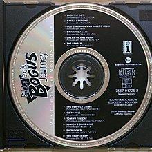 原聲帶 阿比阿弟暢遊鬼門關 Bill & Teds Bogus Journey 無IFPI 二手德版