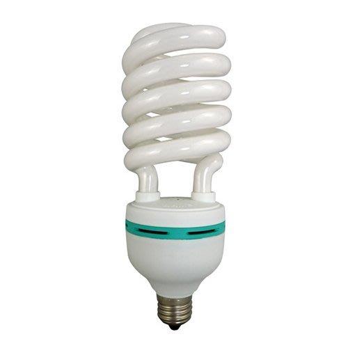 【富豪相機】LBK70 70W電子式螺旋省電燈泡 標準色溫 E27燈頭 攝影棚燈泡(二只入)