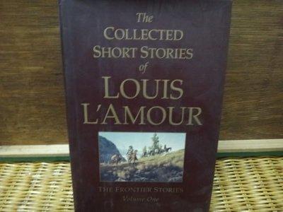 【愛悅二手書坊 16-18】The COLLECTED SHORT of STORIES of LOUIS L'AMOUR