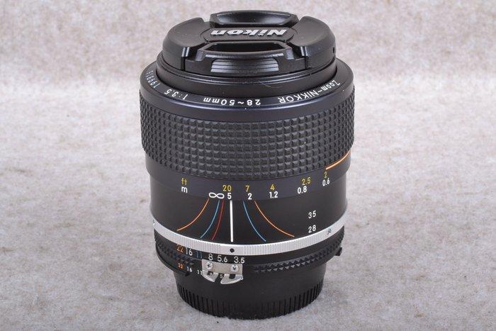 【高雄品光攝影】NIKON AIS 28-50mm F3.5 手動 變焦 FH#58395J