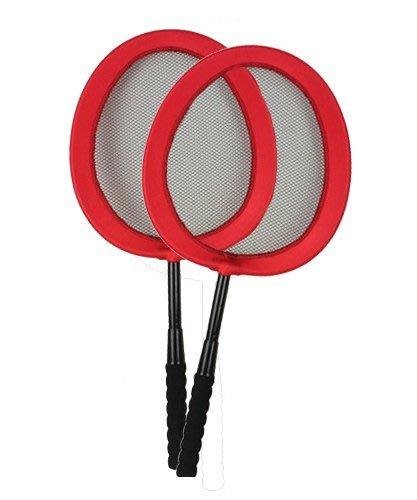 【阿LIN】205706 8806 布藝大板 羽球拍 羽毛球 新型羽毛球 大型 安全 運動 遊戲 親子互動