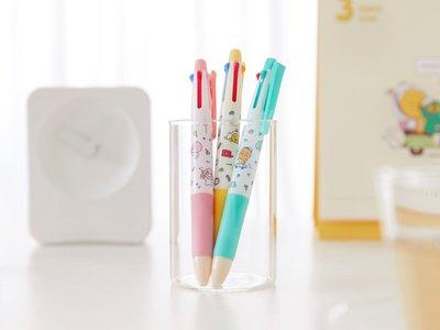 現貨 KAKAO FRIENDS 快樂假期系列 自動鉛筆+四色原子筆 👍帶1支筆抵5支