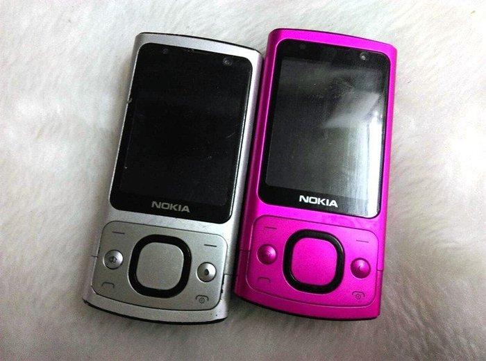 ☆手機寶藏點☆ NOKIA 6700 3G可用 亞太4G可用《附全新原廠旅充+全新原廠電池》功能正常 歡迎貨到付款