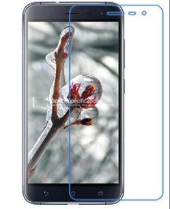 【妞妞♥3C】華碩 ZenFone 3 deluxe Ultra zenfone4 高清高透亮面螢幕保護貼膜 靜電吸附