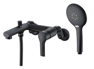 浴室的專家 *御舍精品衛浴 TAP  工業風 烤黑系列 淋浴龍頭 TAP-103539