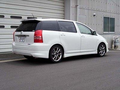 日本 TEIN Street Advance 可調 避震器 Toyota 豐田 Wish 09-14 專用 SA