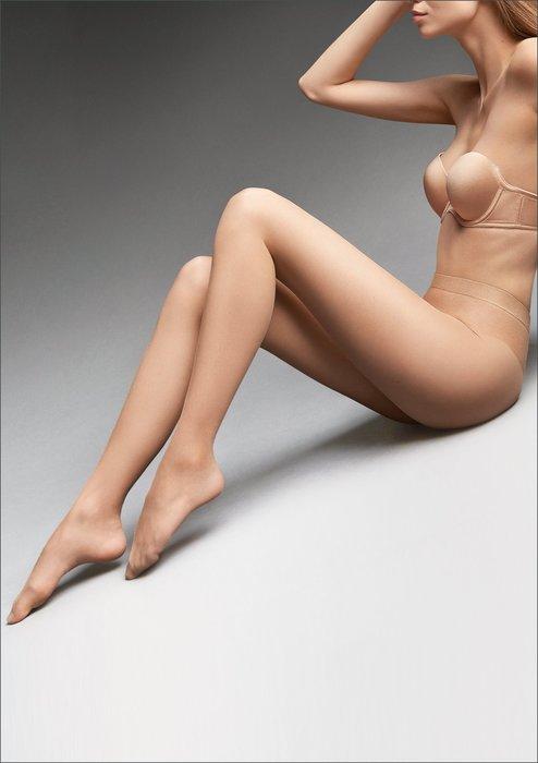 °☆就要襪☆°全新歐洲品牌 MARILYN RIVIERA 極致超薄透明絲襪(7DEN)