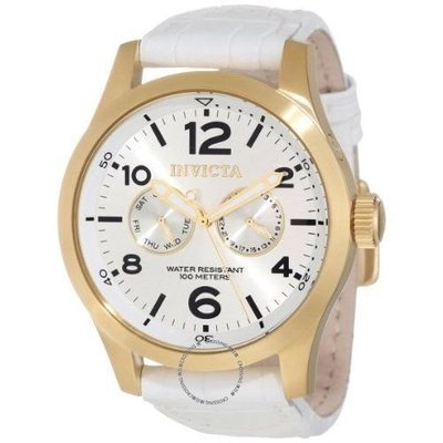 Invicta  Specialty 12174  Leather  Watch