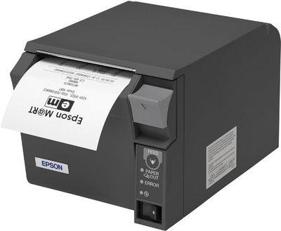 西依歐:EPSON TM-T70II POS 熱感式收據印表機(含網卡)(含稅)(請先詢問庫存)