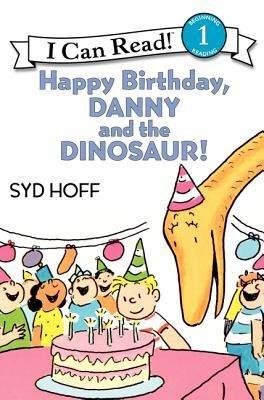 *小貝比的家*HAPPY BIRTHDAY DANNY AND THE DINOSAUR /平裝書+CD/3~6歲