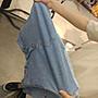 正韓 vanilla、香草、茉莉、梨花推 超級翹臀超彈性毛邊牛仔褲裙,美到爆。原價$2280,連線價$990。
