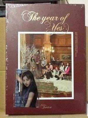 ~拉齊音樂~ TWICE 第三張專輯 The Year Of Yes 全新未拆封