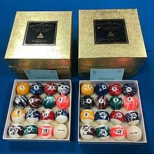 01 全新 花式撞球 大理石紋球 大象球 BEAUTIFUL BALLS 1組1000 母球換六點紅母球+200 非司諾克 史諾克