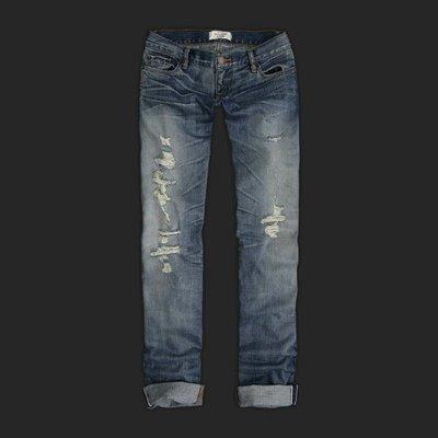 現貨【M美眉 Allie's Luxury 】Abercrombie A&F  薄款直筒褲00 $1500
