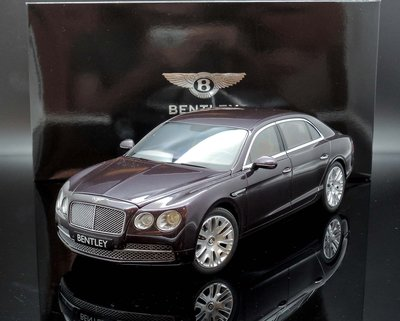 【M.A.S.H】現貨瘋狂價 Kyosho 1/18 Bentley Flying Spur W12