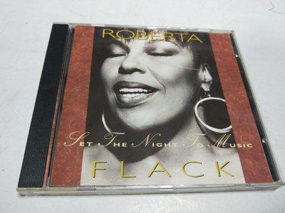 昀嫣音樂(CD52) ROBERTA FLACK / Set The Night to Music