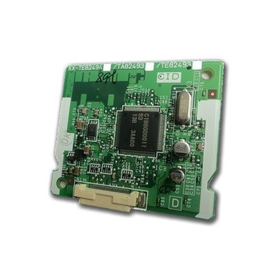 {非新品} 國際牌 KX-TES824~3 路來電顯示卡~優良總機系統配件~