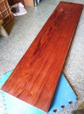 (viataiwan)長板桌 長板椅 吧台桌 長椅板 原木板 非洲花梨木