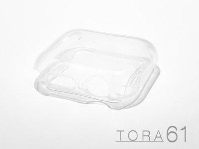 (慳錢系列) Apple Watch Series 4 保護套 透明塑膠全保護/半保護套 Protective case