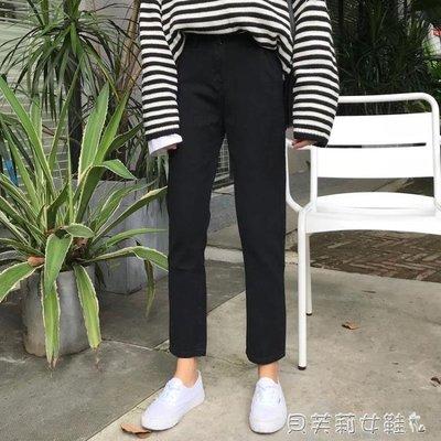 好物鉛筆褲大碼牛仔褲女胖mm寬鬆顯瘦直筒褲200斤大腿粗的女生