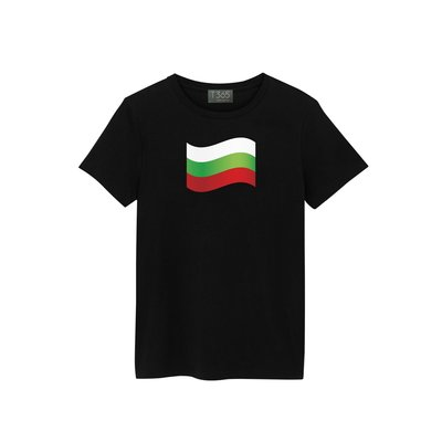 T365 Bulgaria 保加利亞 國家 國旗 飄揚 T恤 男女皆可穿 多色同款可選 短T 素T 素踢 TEE 短袖