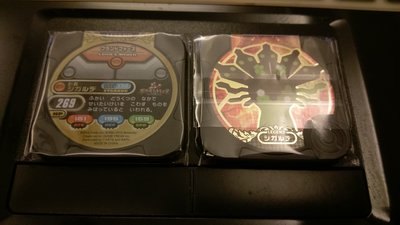 神奇寶貝 Pokemon Tretta 卡匣 U1彈 台版 第7彈 黑卡 U1-00 基格爾德 Z神 傳說級別 地面系