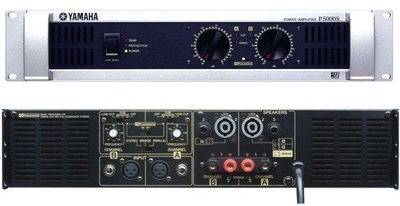 『放輕鬆樂器』全館免運費 YAMAHA P5000s P-5000s 功率 擴大機