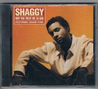 [鑫隆音樂]西洋CD-SHAGGY : WHY YOU TREAT ME SO BAD{724383854820}原裝進口版/全新