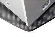 禾豐音響 美國 BDR SL Curved 凸弧 薄墊板 多種尺寸 厚約 3.8 mm 另PYRAMID CONES