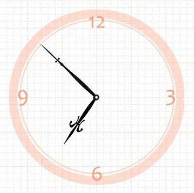 【鐘點站】 J112082 SKP壓針機芯 / 分針11.2公分 時針8.2公分 / DIY 時鐘 掛鐘 鐘針